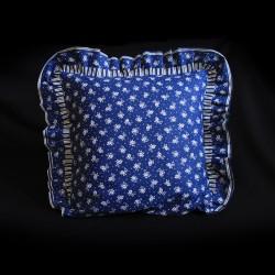 Bavlněný návlek s kanýrem - Levandule s lístkem - barevné variace