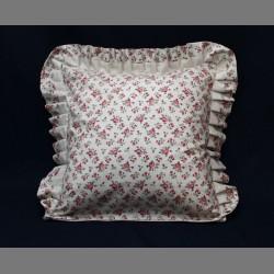 Bavlněný návlek s kanýrem - motiv růže